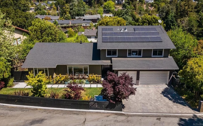 Represented Buyer for Gorgeous San Carlos Home